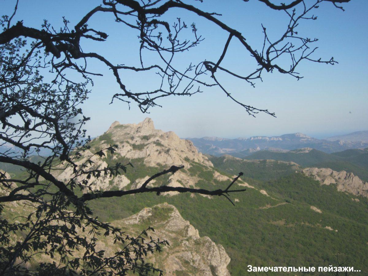Майский пеший поход по Крыму… С востока на запад почти весь полуостров…