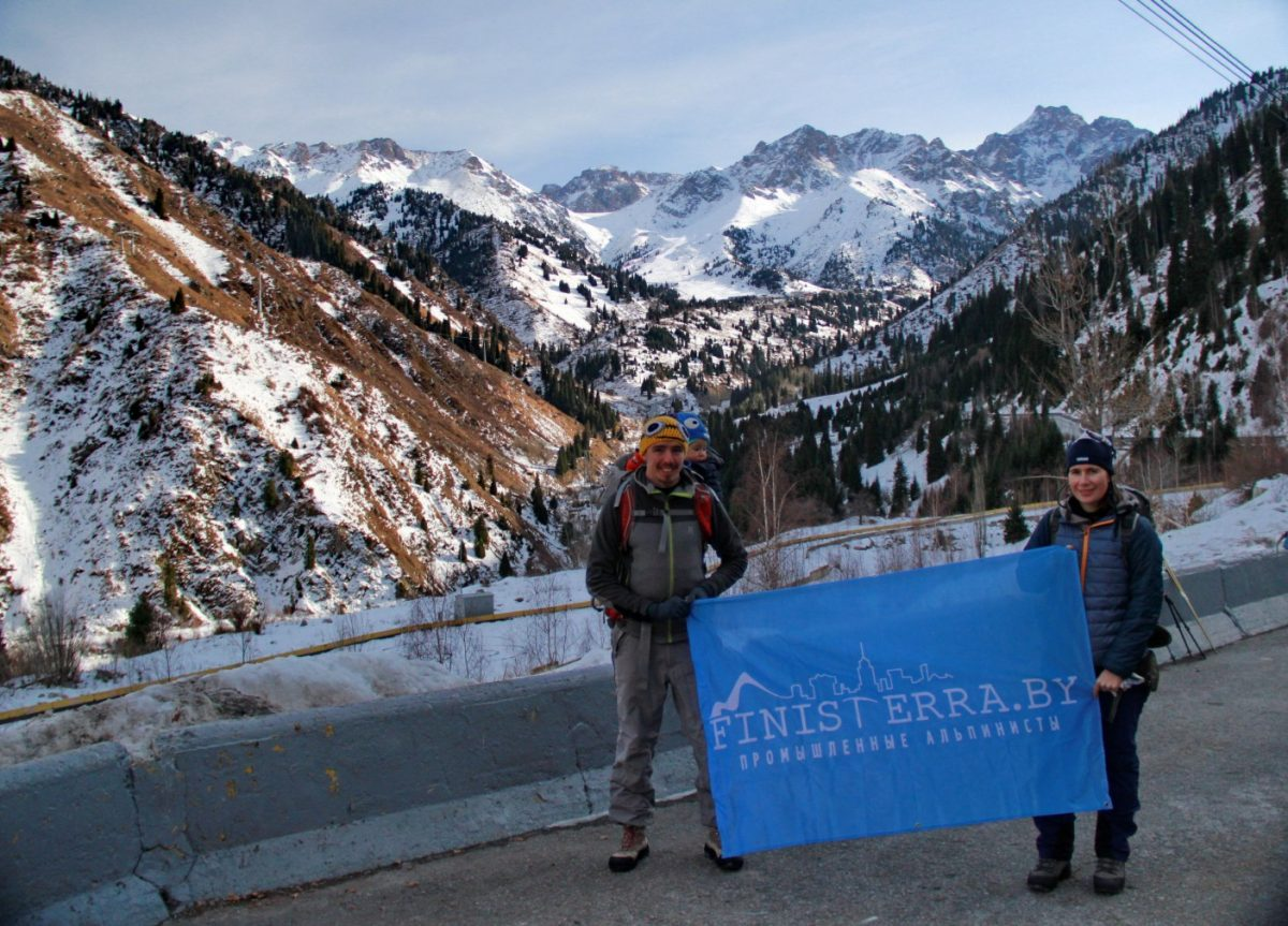 Казахстан и Кыргыстан. Путешествия с сыном