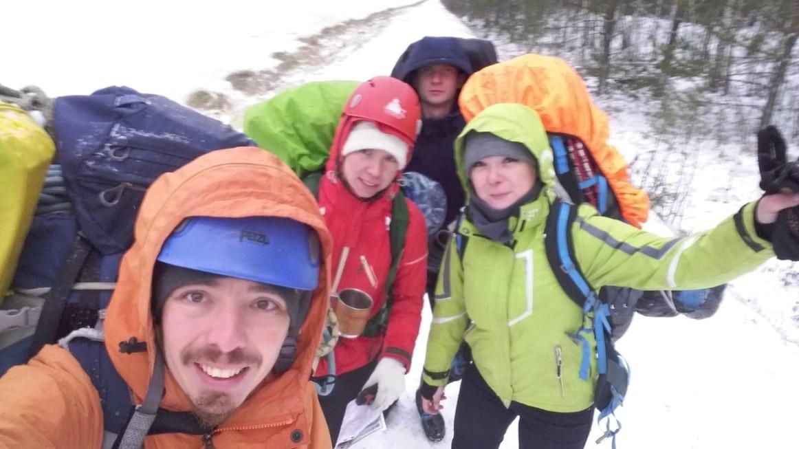 25 часов зимнего леса или Соревнования по Поисково-спасательным работам (ПСРы).