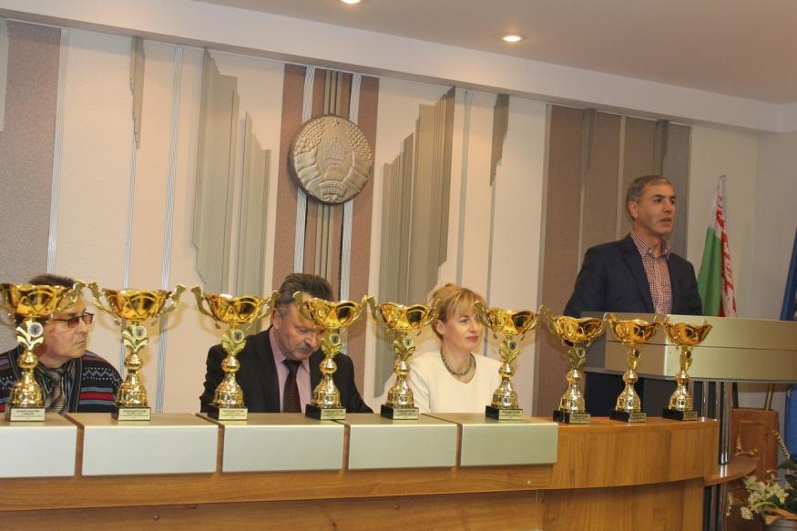 Чемпионат города Минска по спортивно-туристским походам совершенным в 2015-2016 годах