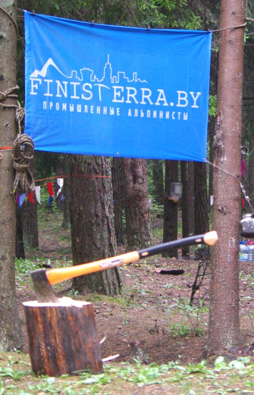 GREЕN ROPE — Слёт промышленных альпинистов Беларуси